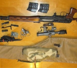 Izhmach B-West Tuc AZ Import Russian Tiger Dragunov SVD